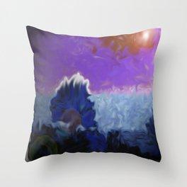 Harmony Tree Throw Pillow