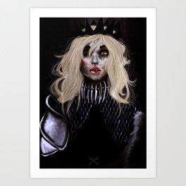 Arawn Art Print