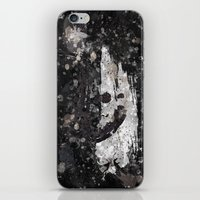 splash iPhone & iPod Skins featuring Splash by Keagraphics