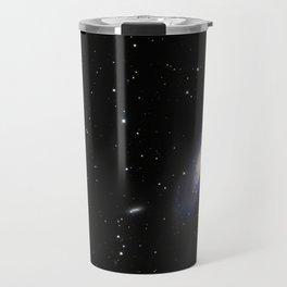 Spiral Galaxy M106 Travel Mug
