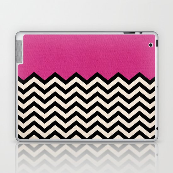 Follow Your Heart Laptop & iPad Skin
