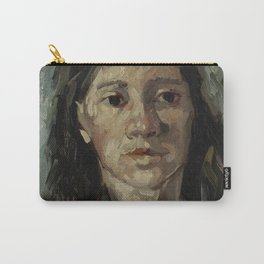 Head of a Prostitute Carry-All Pouch