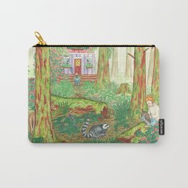 The House That Moved p.5 Carry-All Pouch