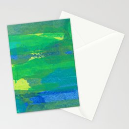 Abstract No. 505 Stationery Cards