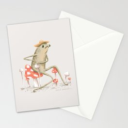 Awkward Toad Stationery Cards