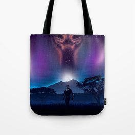 Black Panther Heaven Tote Bag
