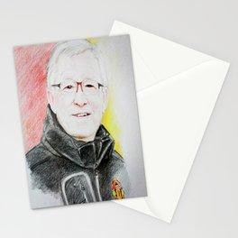 Sir Alex Stationery Cards