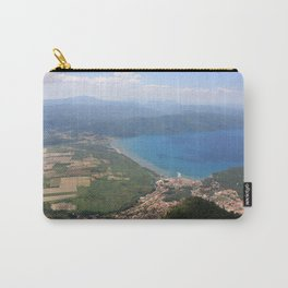 Akyaka and The Bay Of Gokova Photograph Carry-All Pouch