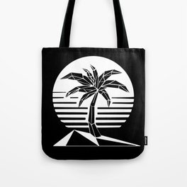 New Retro Palm Tote Bag