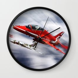 Farewell to XH558 Wall Clock