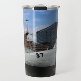 Taney- United States Coast Guard 35 Travel Mug