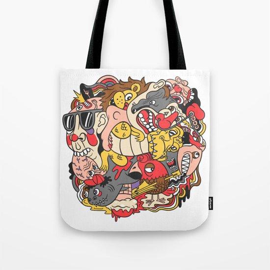 February Brain Dump Tote Bag