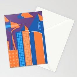 Seattle Sunrise Stationery Cards