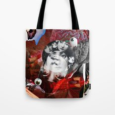 Horror food Tote Bag
