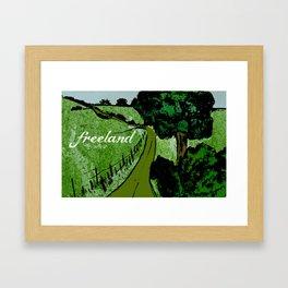 Freeland Framed Art Print