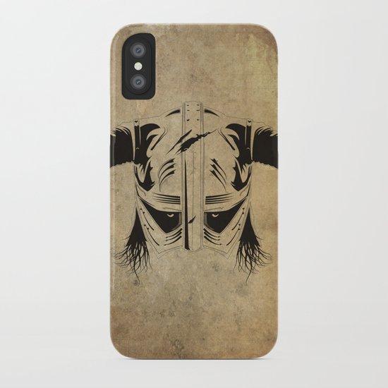 Dragonborn iPhone Case