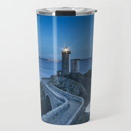Phare du Petit Minou, France Travel Mug