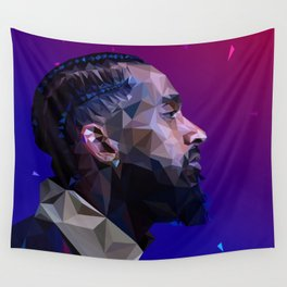 Nipsey Hussle Wall Tapestry