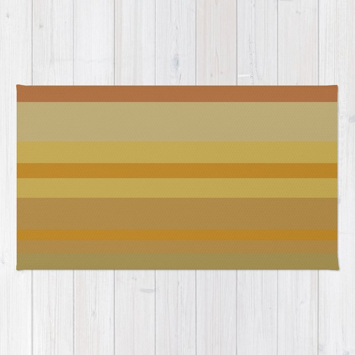 Desert Stripes Rug