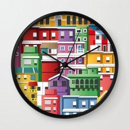 La Perla, San Juan (Puerto Rico) Wall Clock