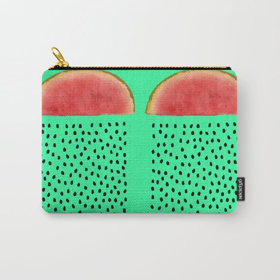 WATERMELLON DROPS Carry-All Pouch