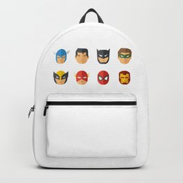 Justice Will Be Served Backpack