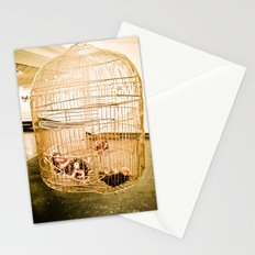 In my jail Stationery Cards