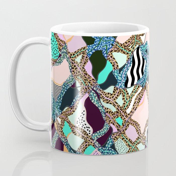 ELECTRIC VIBES Coffee Mug