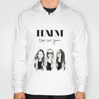 haim Hoodies featuring Haim Days are gone by Mariam Tronchoni