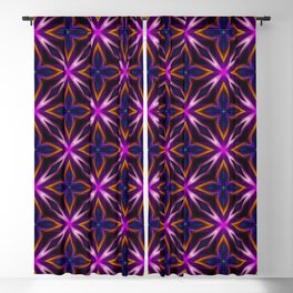 light flower pattern Blackout Curtain