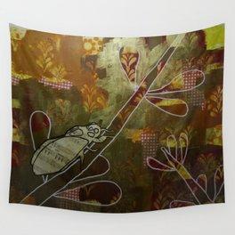 Cicada Music Wall Tapestry