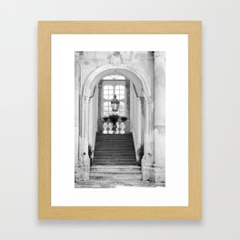 Sicilian  Doorway Framed Art Print