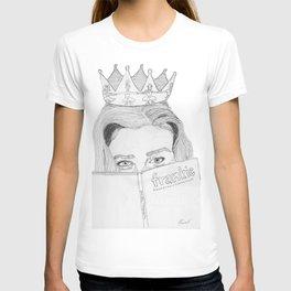 Magazine Queen  T-shirt