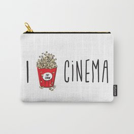 I love cinema Carry-All Pouch