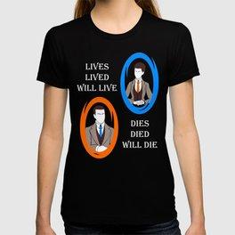 Lutece Portals T-shirt