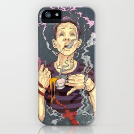 Have i gone mad iPhone Case