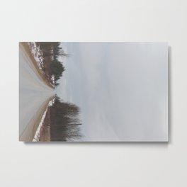 dusty sky Metal Print