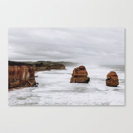 Coast II / Australia Canvas Print