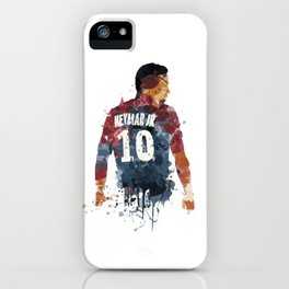 NEYMAR10 iPhone Case