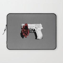 Hate kills love Laptop Sleeve