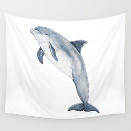 Bottlenose dolphin Wall Tapestry