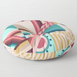 Make It Work Floor Pillow