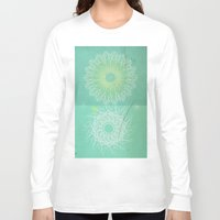 morocco Long Sleeve T-shirts featuring Morocco Mint by ZenzPhotography