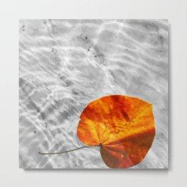 Adrift III Metal Print