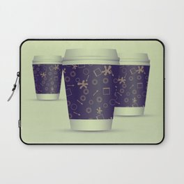 Coffee Cup Laptop Sleeve