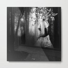 Framed Series - Mother Nature Metal Print
