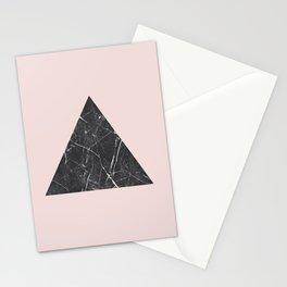 Modern geometric art Stationery Cards