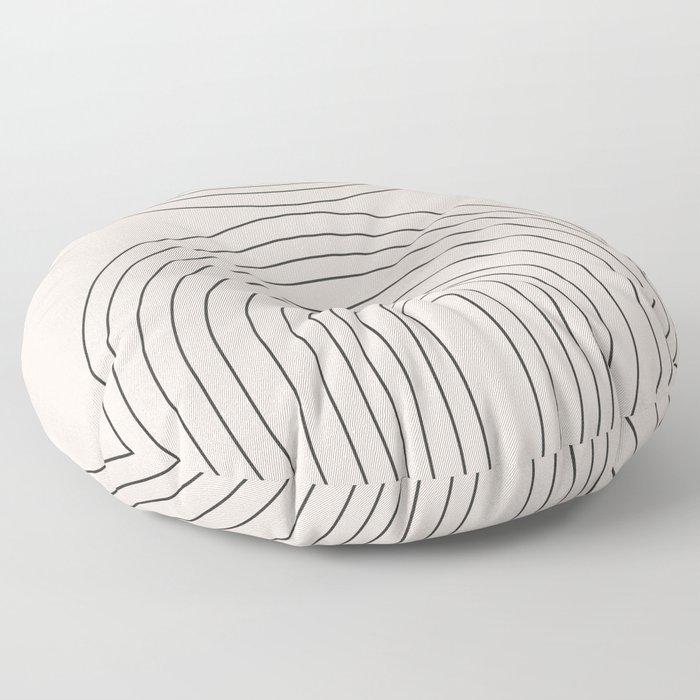 Arch Art Floor Pillow