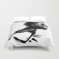 zombie Duvet Covers featuring Zombie by Torro