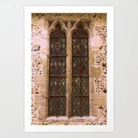 window Art Prints featuring Window by 2sweet4words Designs